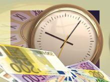 Geld Zeit